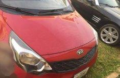 Kia Rio 2014 Red for sala