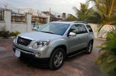 GMC Acadia 2009 Silver for sale