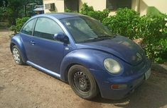 Volkswagen Beetle 2.0 1999 Blue for sale