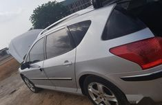 Peugeot 407 2004 Silver for sale