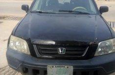 Honda CR-V 1999 Black color for sale