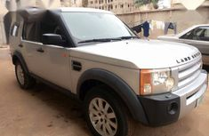 Land Rover LR3 2005 HSE Silver for sale