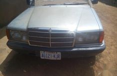 Mercedes-Benz 190E 1991 Silver for sale