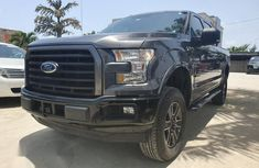Ford F-150 2015 Gray for sale