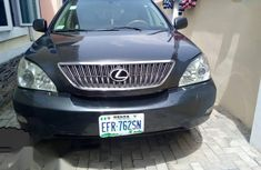 Lexus RX350 2008 Gray color for sale