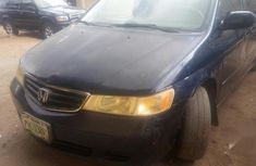 Honda Odyssey 2004 LX Automatic Blue for sale