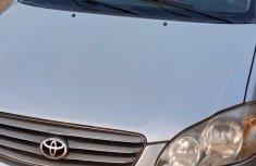Toyota Corolla 2003 Verso Automatic Gold for sale