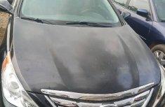 2012 Hyundai Sonata 4 Automatic Black for sale