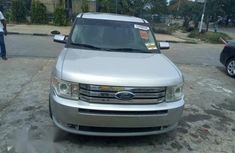 Ford Flex Limited 2010 Silver for sale