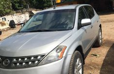 Nissan Murano 2005 Gray color for sale