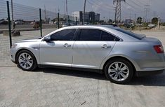 Ford Taurus 2013 Petrol Automatic Grey/Silver for sale