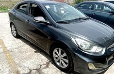2011 Hyundai Accent Petrol Automatic Grey for sale