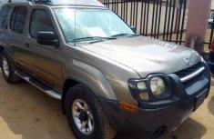 Nissan Xterra 2002 Gray for sale