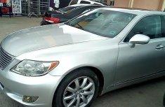 2008 Lexus LS Silver for sale