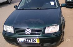Volkswagen Bora 2002 1.6 Green for sale
