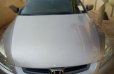 Honda Accord 2005 Sedan EX Automatic Silver for sale