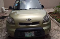 Kia Soul 2011 + Automatic Green for sale