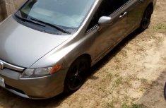 Honda Civic 2007 1.8 Sport Automatic Gray for sale