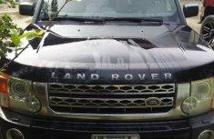 Land Rover LR3 2008 Black for sale
