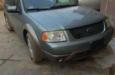 Ford Freestyle SE AWD 2005 Gray for sale