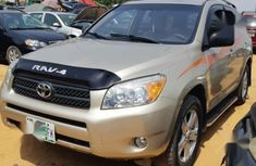 Toyota RAV4 2006 V6 Gold for sale