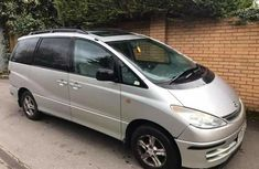 Toyota Previa 2005 2.0 D-4D Sol Silver for sale