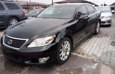 2012 Lexus LS Petrol Automatic Black for sale