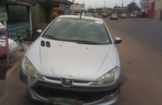 Peugeot 206 2006 Silver for sale