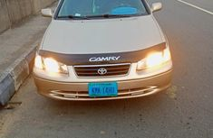 Toyota Camry 2001 Gold color for sale
