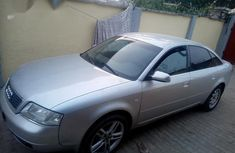 Volkswagen AAC 2006 Silver for sale