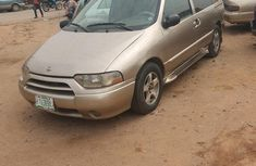 Nissan Quest 2002 3.5 Gold for sale