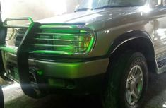 Toyota 4-Runner 2000 Gold color for sale