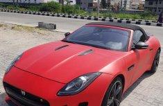 Jaguar F-Type 2015 Redfor sale