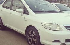 Honda City 2008 White for sale