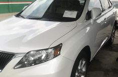 Lexus RX 2012 350 AWD White for sale