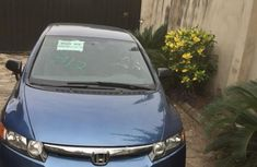 Honda Civic 1.8 Coupe LX Automatic 2007 Blue for sale