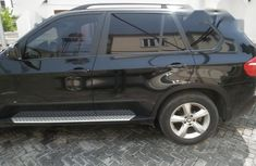 BMW X5 2008 3.0i Black color for sale