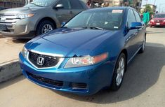 2005 Acura TSX Petrol Automatic Blue for sale