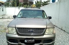 Ford Explorer 2002 Automatic Petrol ₦550,000 for sale