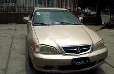 2000 Acura TL Automatic Petrol Gold for sale