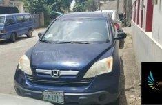 Honda CR-V 2009 2.4 EX Automatic Blue for sale