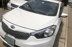Kia Cerato Petrol 2012 White for sale