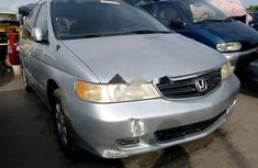 Honda Odyssey 2003 Silver for sale