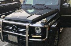 2014 Mercedes-Benz G63 Automatic Petrol Black for sale