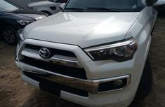 Toyota 4-Runner 2018 Limited 4x4 White for sale