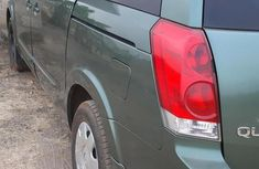 Nissan Quest 2005 3.5 S Green for sale