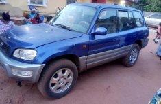 Toyota RAV4 1998 Blue for sale