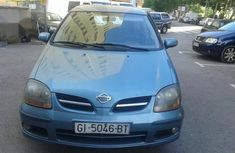 Nissan Almera 2001 Blue for sale