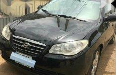 Hyundai Elantra 2007 Black for sale
