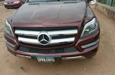 Mercedes-Benz GL Class 2013 GL 350 BlueTEC Brown for sale
